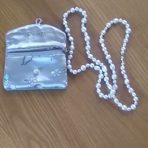"""Honora 36"""" Fresh Water Pearl Necklace"""